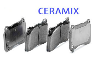 Picture of XBRAKES CERAMIX PADS Front Pad