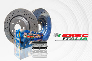 Picture of Disc Italia Hyper Ceramic Front Pad