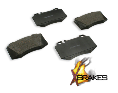 Picture of 1972 bmw new class xbrakes carbon pads front pad