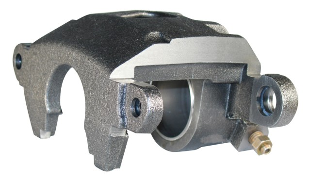 Picture of 1965 chevrolet corvette brakeworld premium replacement calipers rear left