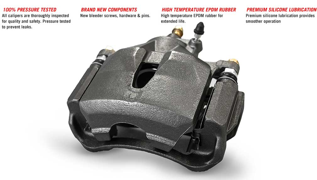 Picture of 1965 chevrolet corvette brakeworld premium replacement calipers front right